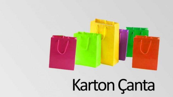 Karton Çantalar
